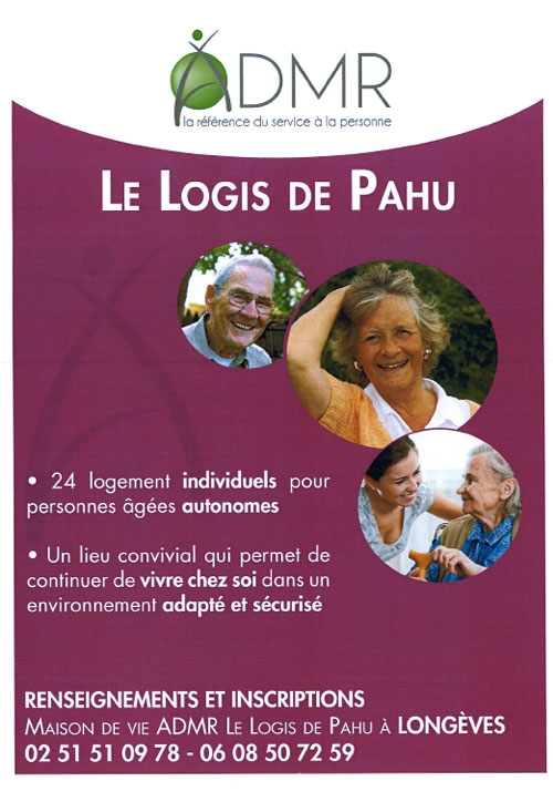 Le Logis de Pahu - résidence seniors