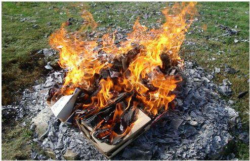 Réglementation de l'usage du feu en Vendée